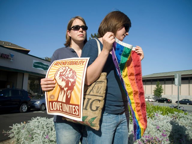 Speaking Out for Equal Rites and Against Proposition 8