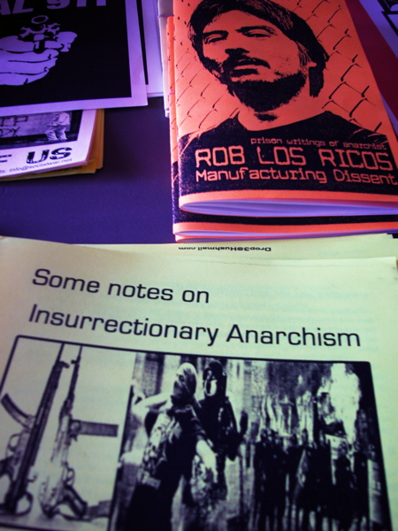 Anarchism Now Conference at UC Santa Cruz